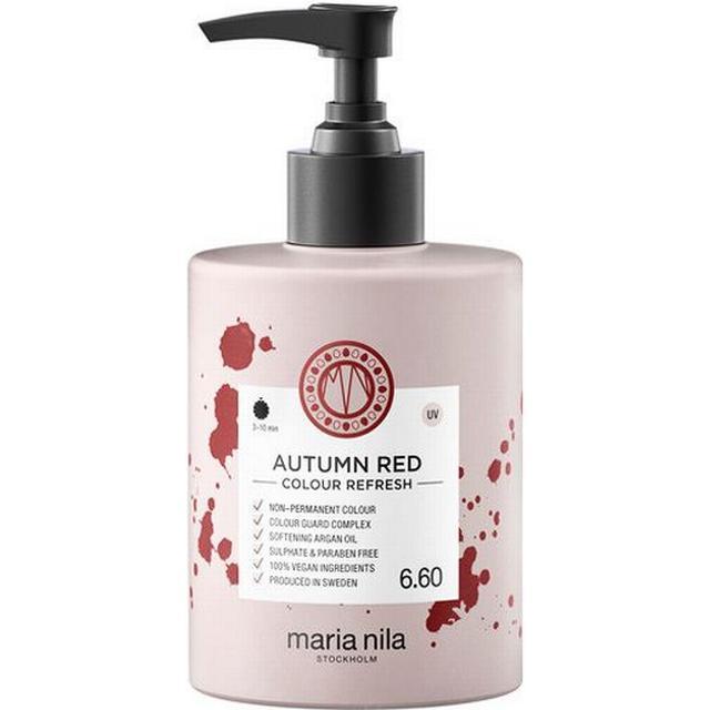 Maria Nila Colour Care Colour Refresh #6.60 Autumn Red 300ml