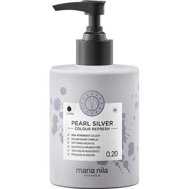 Maria Nila Colour Refresh #0.20 Pearl Silver 300ml
