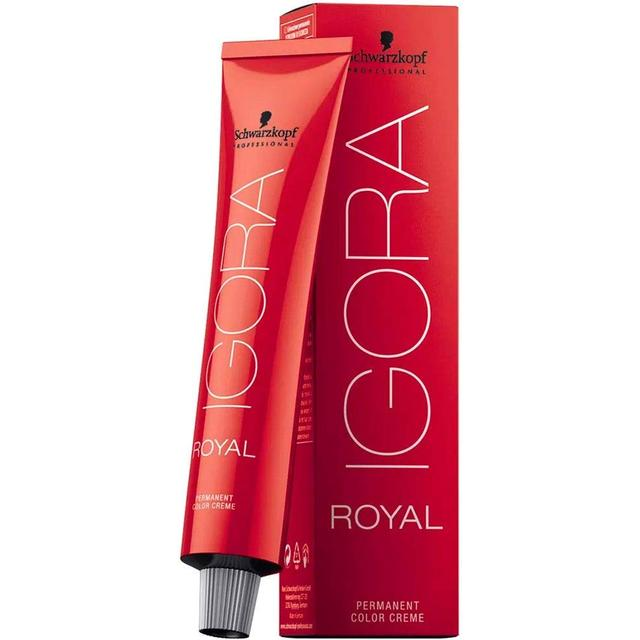 Schwarzkopf Igora Royal Permanent Color Creme #6-65