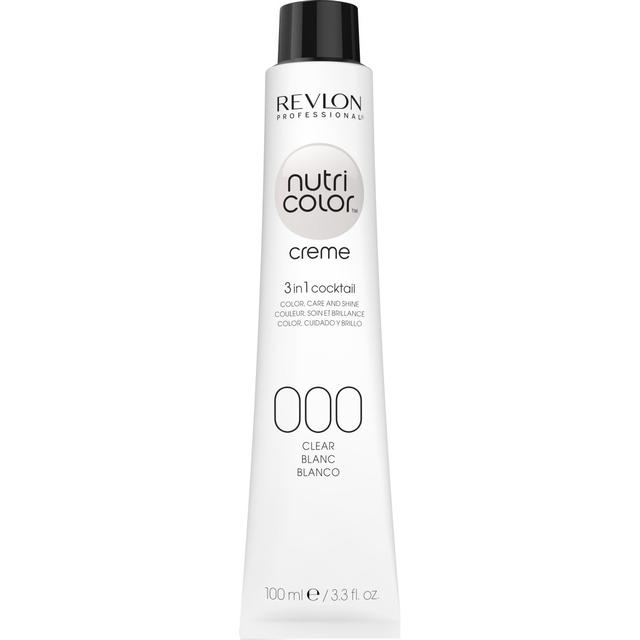 Revlon Nutri Color Creme #000 White 100ml
