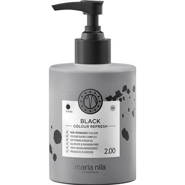 Maria Nila Colour Refresh #2.00 Black 300ml