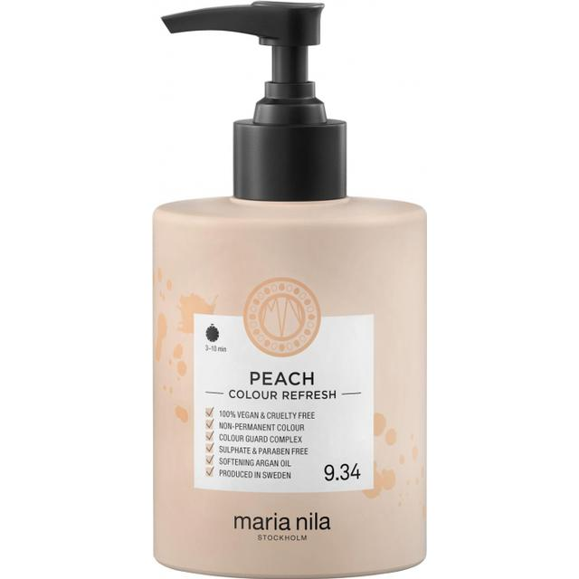 Maria Nila Colour Refresh #9.34 Peach 300ml