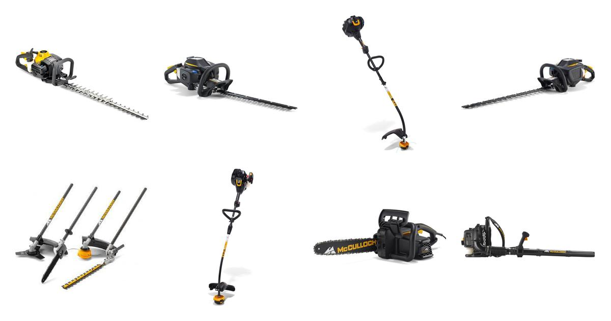 McCulloch Garden Power Tools (71 products) • See lowest